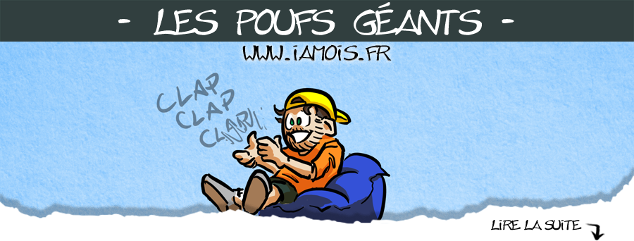 Pouf de France