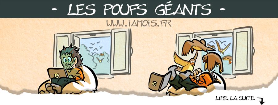 Petit Pouffin