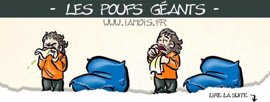 Mouchoir de Pouf