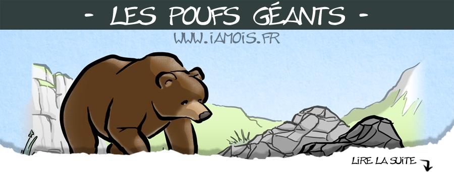 Ne pas vendre le pouf de l'ours…
