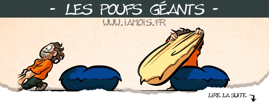 Pouf-pouf