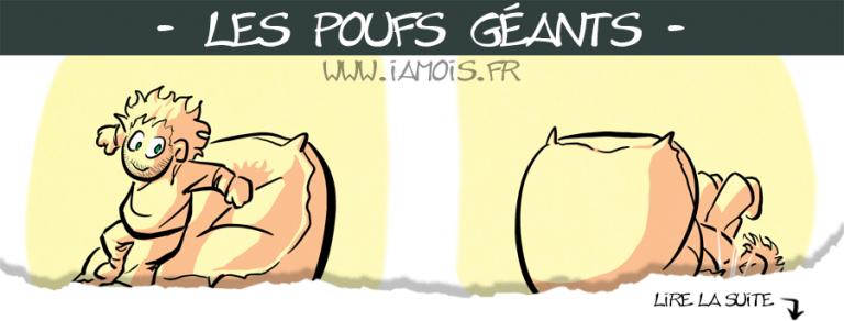 Dompteur de Pouf